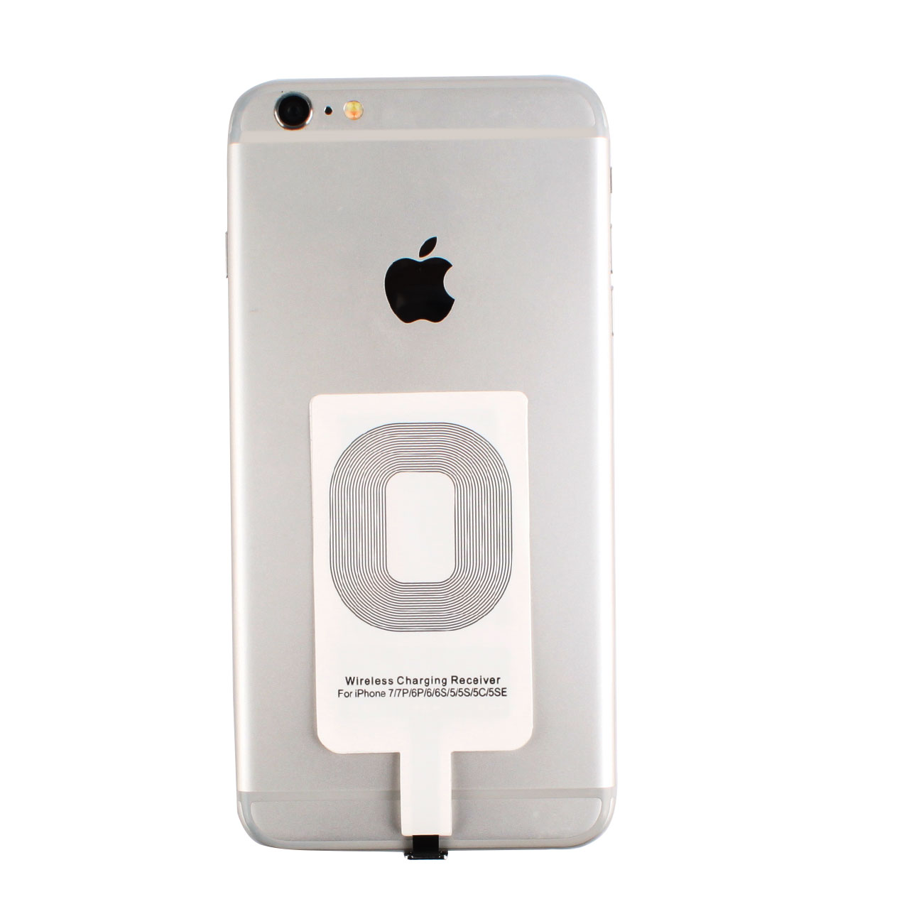 Universal Qi Wireless Charger Power Charging Receiver Kit For IPhone 5/5s/6/6s/7/7P