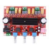 2.1 Channel Digital Subwoofer Power Amplifier Board TPA3116D2 2x 50W +100W