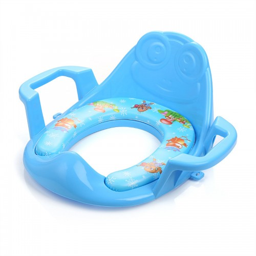 Handle Portable Children Boys Girls Baby Potty Toilet Seat Cover Urinal Chair Kids Potty Trainers Care