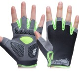 Bike Cycling Gel Half Finger Gloves Short Finger Sport Gloves