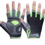 Bike Cycling Gel Half Finger Gloves Short Finger Sport Gloves