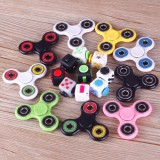 Lovely Fidget Cube Funny Toy Kids Adults Reduce Anxiety Stress Best Gift & Tri EDC Hand Spinner Fidget Finger Ball