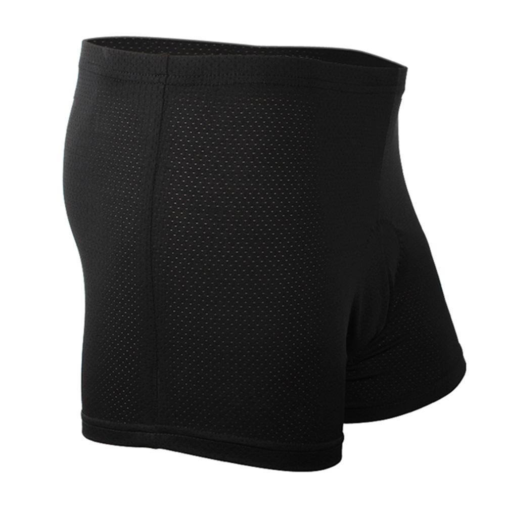 Men Women Cycling Shorts Bicycle Bike Underwear Pants  With Sponge Gel 3D Padded
