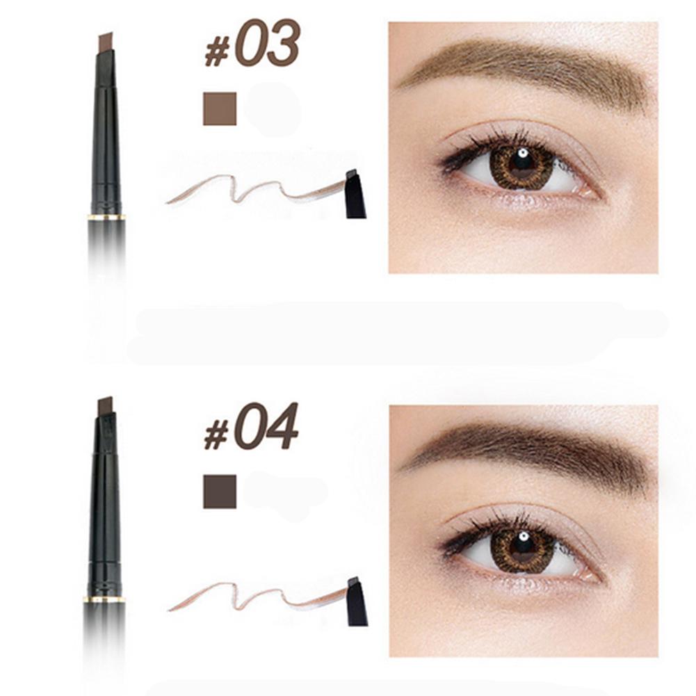Cosmetics Natural Long Lasting Paint Tattoo Eyebrow Waterproof Black
