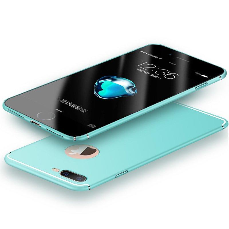 Slim Anti Fingerprint Hard PC Case For iPhone 8/8Plus/7/7 Plus/6/6s/6 Plus/6s Plus