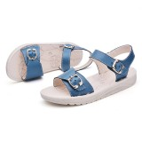 Women Summer Sandals Non-Slip Soft Sole Beach Shoes