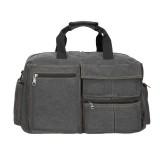 Big Capacity Canvas Travel Handbag Sport Crossbody Luggage Bag Shoulder Bag for Men