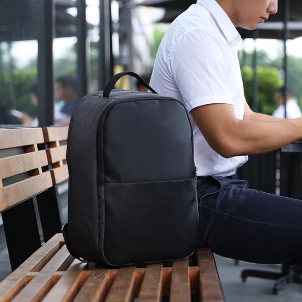 Ekphero 174 Men Anti Theft Backpack Waterproof Travel Bag