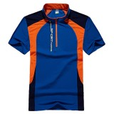 Outdoor Quick Drying Sports T-shirts Summer  Men's Casual Water-repellent Breathable T-shirts