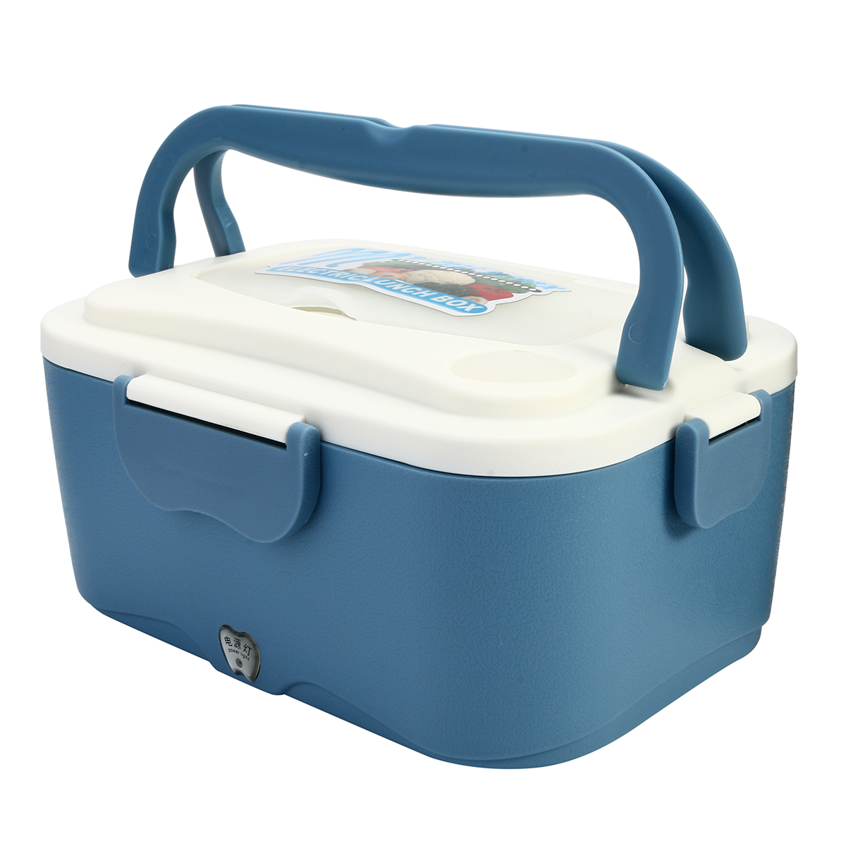 1 5l 12v 24v Car Electric Lunch Box Outdoor Traveling Meal