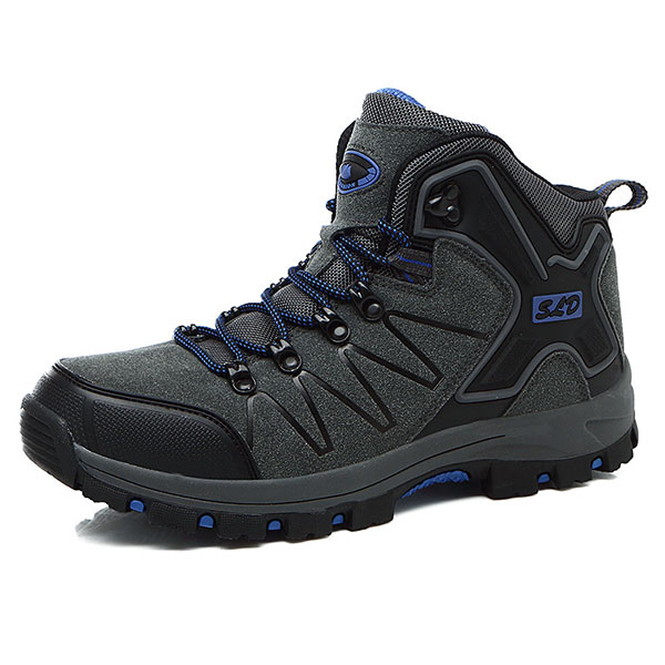 warm boots outdoor hiking high top athletic shoes