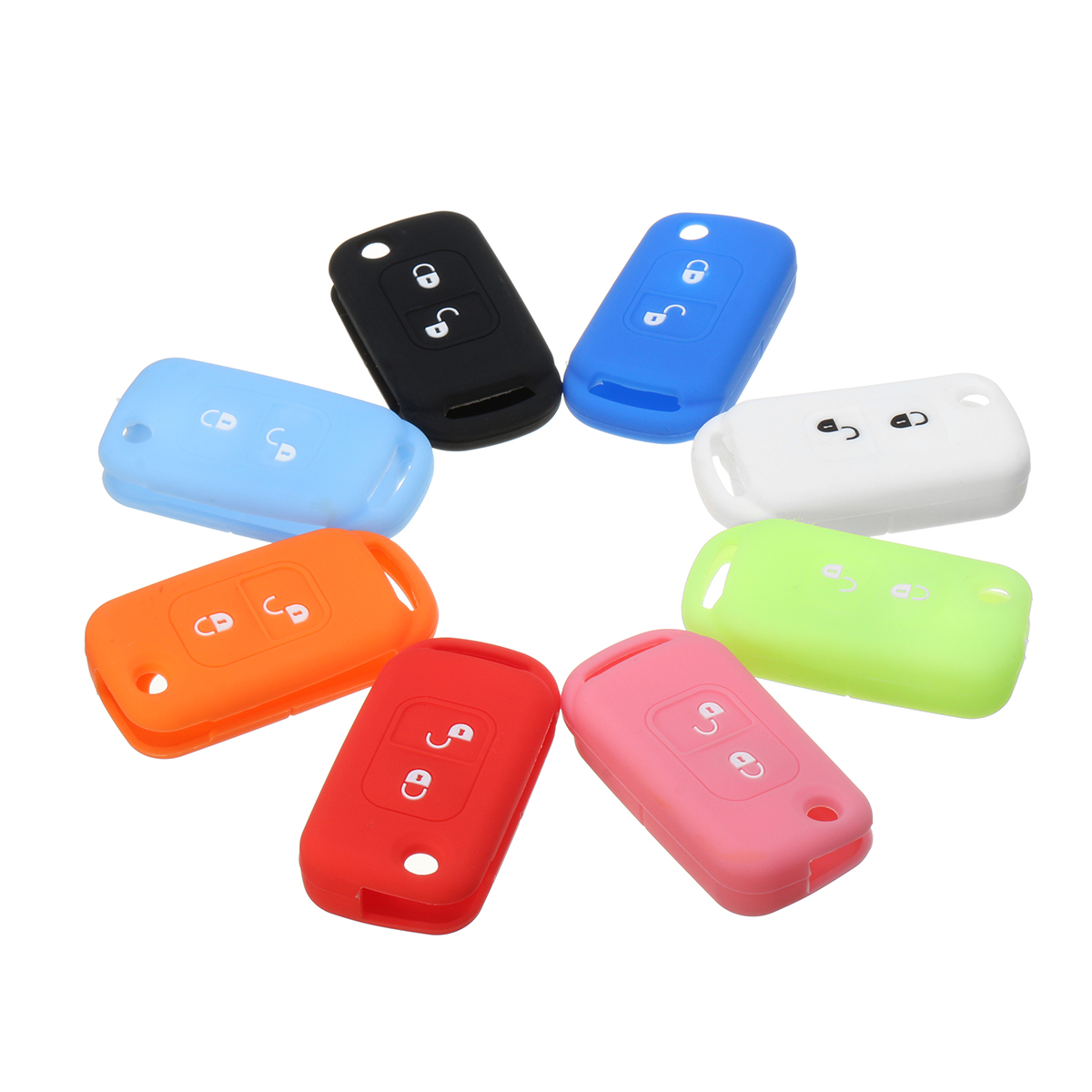 Silicone Key Cover 31