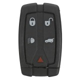 Remote Key Case Cover + VL2330 Battery Button Switch For Land Rover Freelander 2