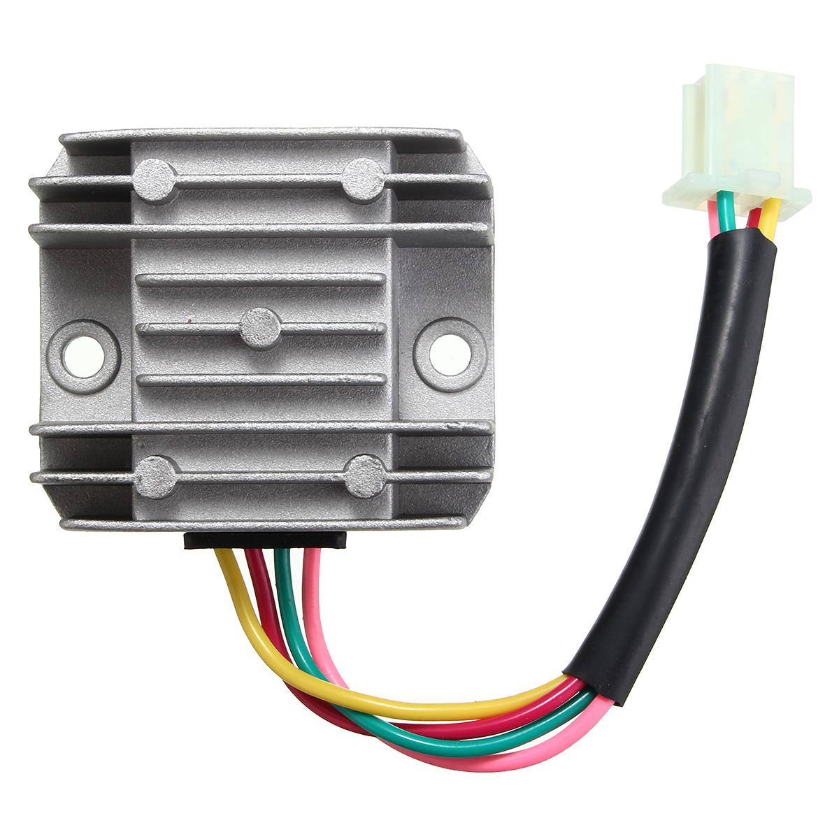 125cc 150cc 200cc 250cc Quad Electric CDI Coil Wire Harness Stator on