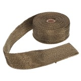 5Mx5CM Heat Exhaust Pipe Header Heat Wrap Resistant Fireproof Insulating Cloth For Car