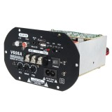 80W High Power Bass Car Hi-Fi Subwoofer Amplifier Board Module TF USB 110V-220V