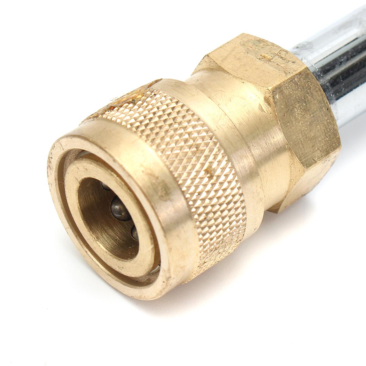 Psi high pressure spray gun kit wand lance water