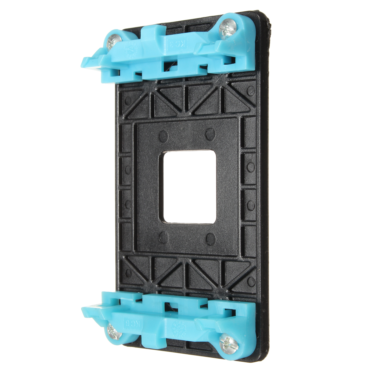 Heat Sink Retention Module Bracket Backplate Black For AM2//AM3//AM