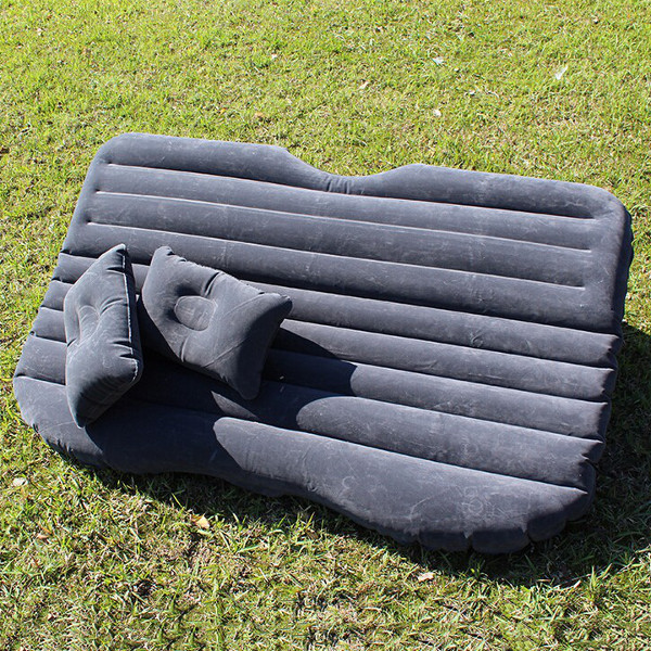 RUNDONG Universal Car Seat Bed Inflatable Mattress Outdoor Bed Lazy Sofa Air Bed