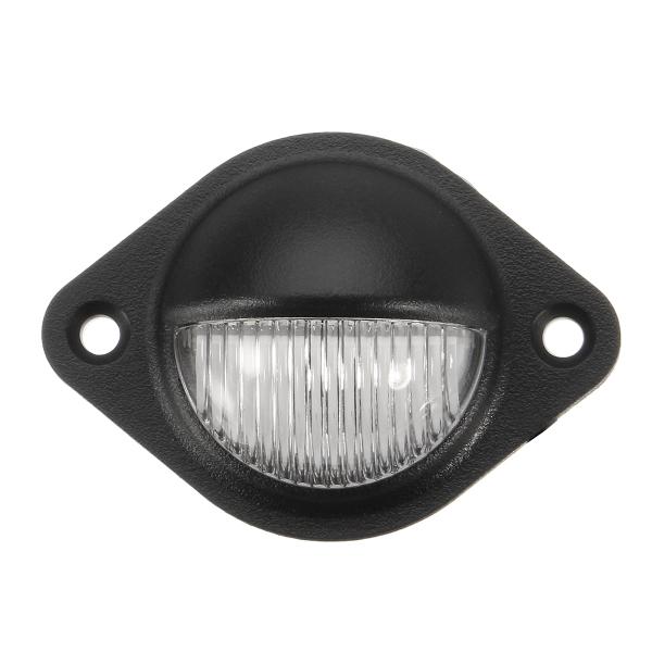 12v 24v Led License Plate Lamp Tag Interior Step Light