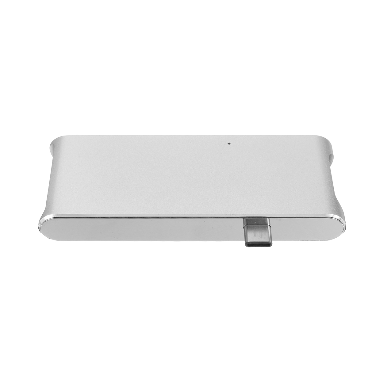 Multifunctional Type-C to 4K HDMI Type-C Charging Two-Port USB3.0 HUB TF SD Card Reader for Macbook