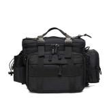 Nylon Waist Bag Outdoor Sports Waterproof Tactical Package Shoulder Crossbody Bag For Men