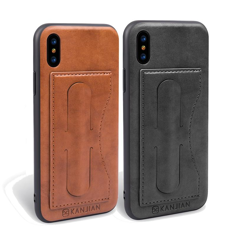 Leather Cell Phone Cases For Iphone