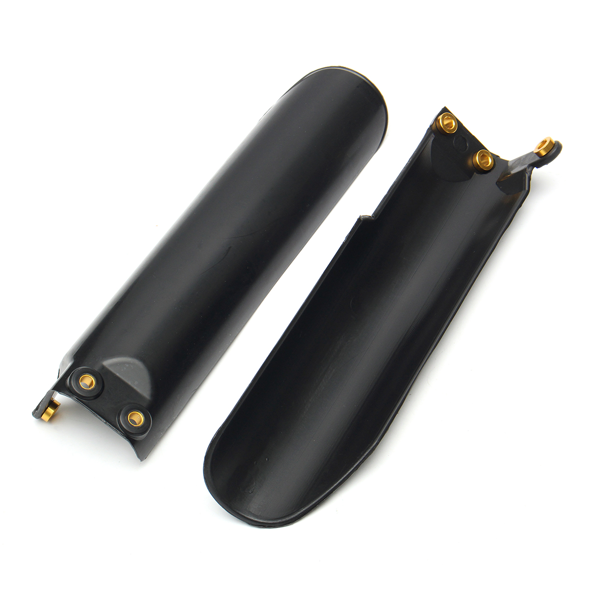 272mm Front Fork Leg Guards Sliders Cover Plastic For 140cc 160cc