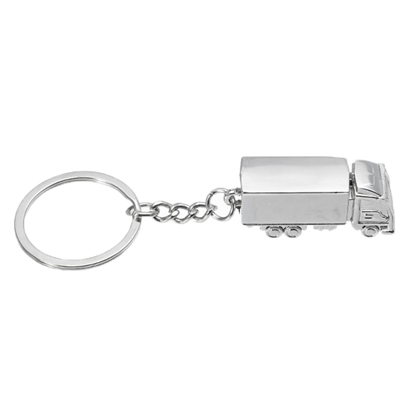Truck Key Chain Creative Metal Key Chains For Car Key Door Key