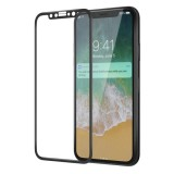 Bakeey 3D Soft Edge Carbon Fiber Tempered Glass Screen Protector For iPhone X