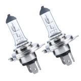BLICK H4 12V 60/55W P43T Car Front Headlight Halogen Quartz Glass Standard Lamp Bulb
