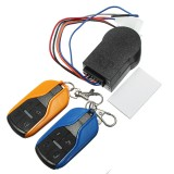 48V-60V Scooter Remote Control Anti-theft Alarm Security System