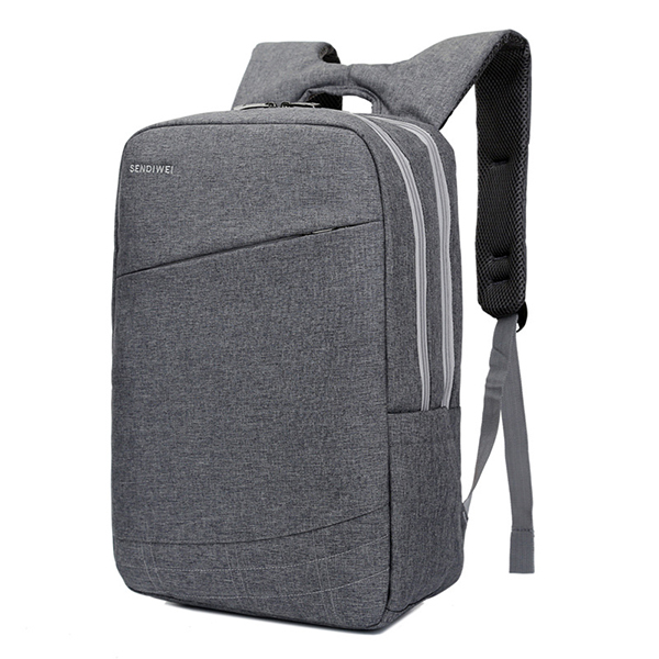 14 15 Inch Laptop Backpack Computer Casual Dual Compartment Daypack