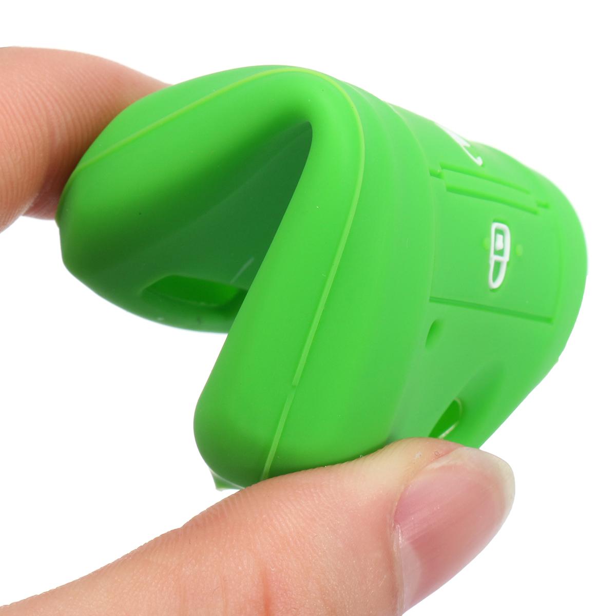 Car 4 Buttons Remote Key Cover Multi Color For Kia 1 X Case