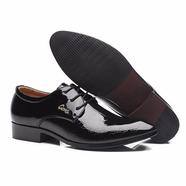 How To Lace Up Formal Shoes