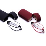 Portable Light Folding Reading Glasses Flexible Telescopic Reading Glasses