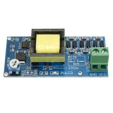 5Pcs 5V-12V Step Up to 300V-1200V DC-DC Boost Converter High Voltage Power Boost Module
