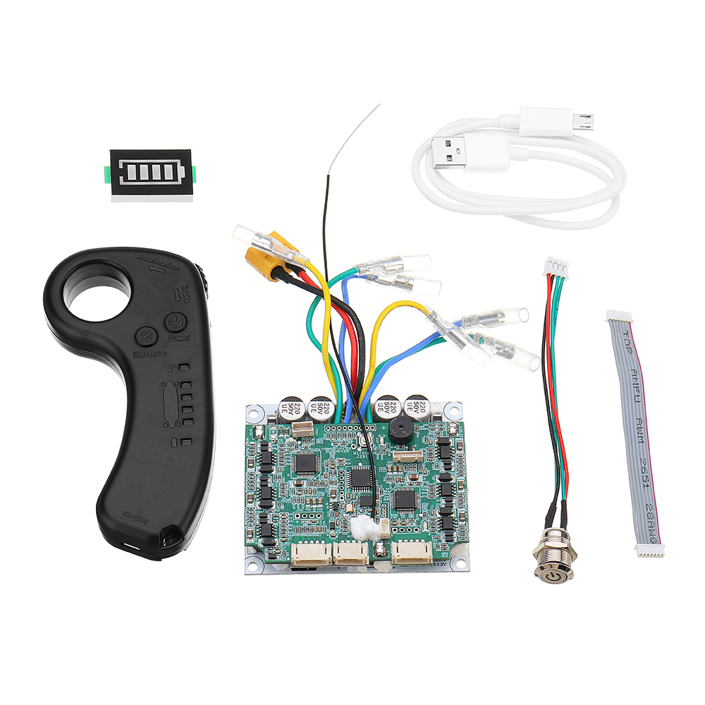 Upgraded Remote Control Controller For Universal Electric Skateboard Longboard