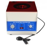 110V/220V 4000rpm Electric Centrifuge Medical Lab Safety Switch With 12 x 20ml