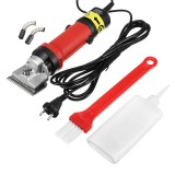 4 Plug 320W Equine Animals Shearing Machine Trimmer Shaver Clipper Hair Grooming