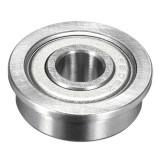 10pcs F606ZZ Flange Ball Bearings 6x17x6mm Flange Size 19×1.2mm