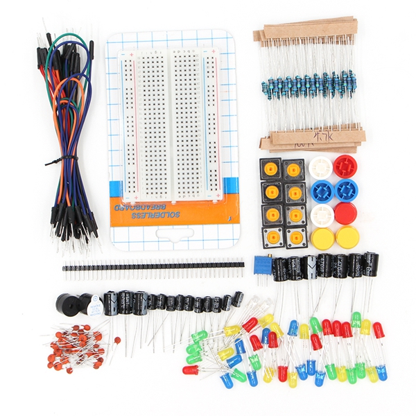 Geekcreit portable components starter kit for arduino
