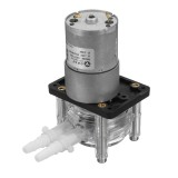 24V 400ml/min Peristaltic Pump Tube Dosing Vacuum Aquarium Lab Analytical Water