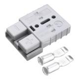Excellway® 50A Anderson Style Plug Power Plug Exterior Connector DC Power Solar Caravan