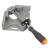 MYTEC Aluminum Alloy Die-casting 90 Degrees Corner Clamp Right Angle Woodworking Vice