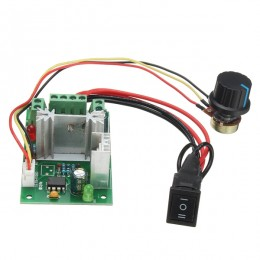 5V-30V DC PWM Speed Controller Mini Electrical Motor Control