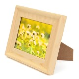 Burlywood Photo Picture Frame Birthday Gift Home Wall Hanging Table Decor
