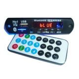 M01BT69 12V Wireless Bluetooth MP3 WMA Decoder Board Audio Module USB TF Radio For Car