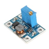 10pcs 2A DC-DC SX1308 High Current Adjustable Boost Module Short Circuit Protection Overheating Protection Function