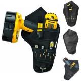 Drill Holster Cordless Tool Holder Heavy Duty Tool Belt Pouch Belt Bag Pocket